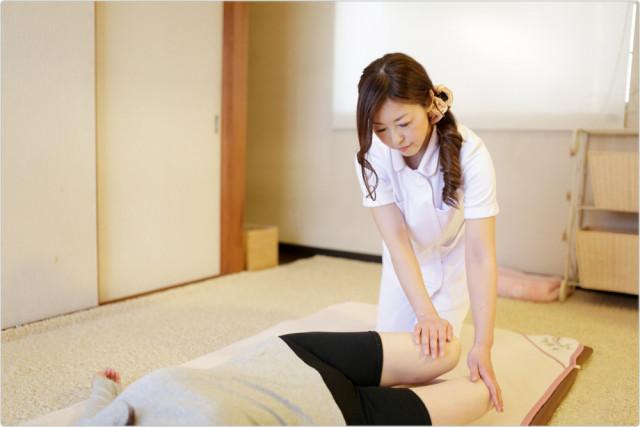⑤骨盤・股関節の可動域のチェック
